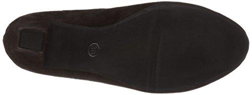 Andrea Conti 1004504, Fermé Toe Heel Chaussures Femme Noir (noir)