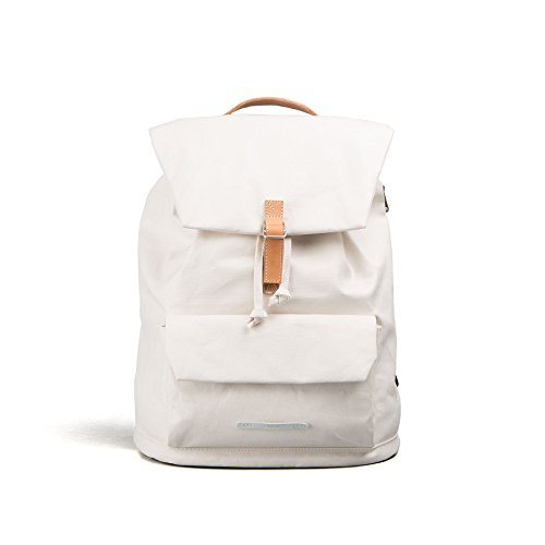 rawrow Fashion Schule Rucksack Schultasche R Tasche 510Rugged Leinwand, 510 Rugged Canvas, weiß Urban Outfitters Canvas Rucksack