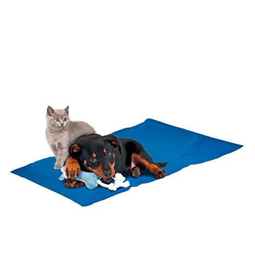 Enjoy Colchoneta para Perros y Gatos Alfombra Fria refrescante para Mascotas 40x50cm