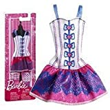 Barbie Fashionistas Waistcoat Dress X7845