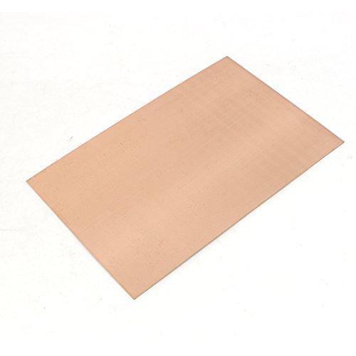 Sourcingmap® 30cm x 20cm Single Side Copper Clad PCB Laminat Board