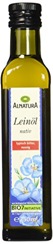 Alnatura Bio Leinöl, 250 ml
