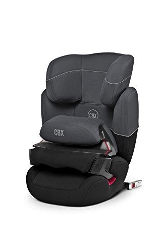 Cybex Aura-fix, Autositz Gruppe 1/2/3 (9-36 kg), Kollektion 2015, Cobblestone
