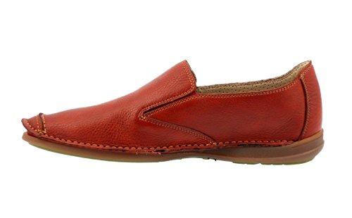 Fluchos Mocassins 5572-5 Coloris Rouge
