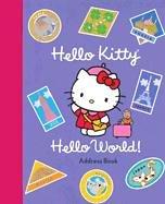 Hello Kitty Address Book
