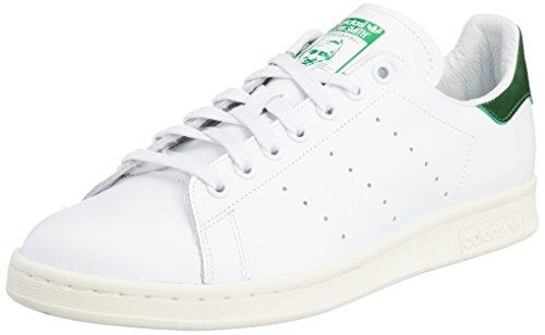 adidas Originals HANDBALL SPEZIAL 551483, Sneaker unisex adulto Bianco Verde