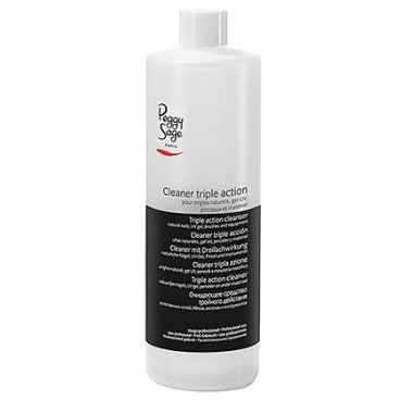 Peggy Sage - Nettoyant Ongles Et Pinceaux Cleaner Triple Action 485ml - 146018