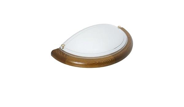 Plafoniere Con Bordo Legno : Lampadario plafoniera legno ottone vetri a roletto kijiji