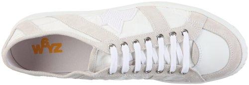 Wyzz Skater Laces 2004726, Chaussures de marche homme Blanc-TR-C3-76