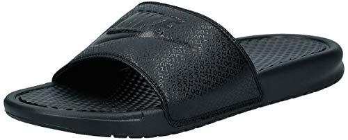 Nike Benassi Jdi, Herren Flip Flop, Schwarz (Black), 44 EU