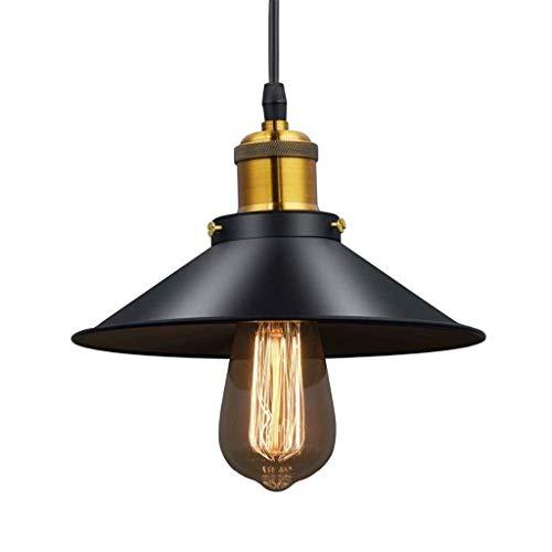 Lámpara de araña Retro E27 Iluminación Luces antiguas de ...