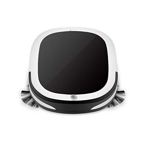 Acecoree Robot Aspirador Máquina Barredora Inteligente Automática para Suelo y Alfombra Carga de USB Aspiradoras