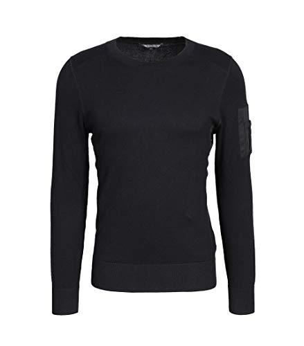 drykorn pullover herren Drykorn Herren Pullover Marto in Schwarz 1000 Black M