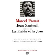 Proust : Jean Santeuil (Pleiade)