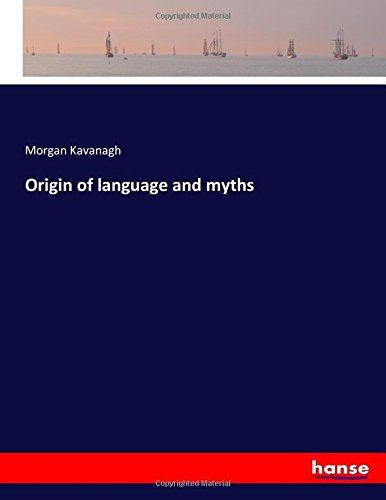 Origin of language and myths