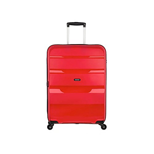 American Tourister - Bon Air - Spinner 75 cm, 91 L, Rouge (Magma Red)