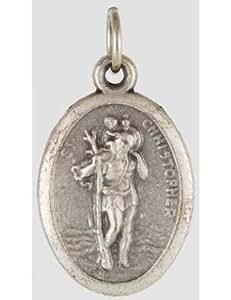 Saint Christopher Amulet