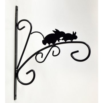 animal-sauvage-panier-a-suspendre-support-mural-de-garage-support-de-lapin