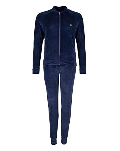 Emporio Armani Jacket + Pants with Cuffs (XL, 52135 Blue)