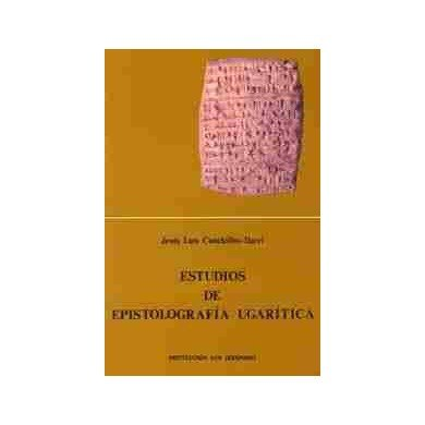 Estudios de epistolografia ugaritica
