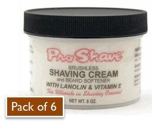 pro-shave-shaving-cream-225-gm-case-of-6-rasierschaume-gele