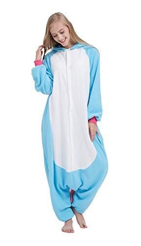 Einhorn Pyjama Cosplay Onesie für Erwachsene - 2