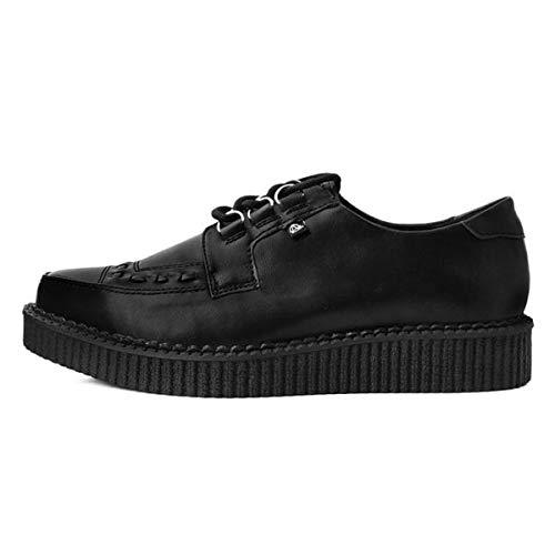 De Anillo Eu42 Hombres Negro kShoes Shine T u Enredadera Puntiagudo D Ukm8 Hi nwOPk08