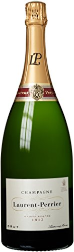 Laurent Perrier Champagner Brut - 1,5 Liter, 1er Pack (1 x 1.5 l)