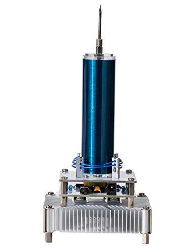 Mini Musik Tesla Spulen Set Plasma Elektronische Lautsprecher Wireless Transmission Kit