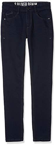 s.Oliver Jungen Jeans 61.808.71.3310 Blau (Blue Denim Stretch 59z8), 170/REG