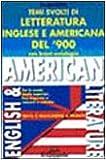 eBook Gratis da Scaricare Temi di letteratura inglese e americana del 900 Testo con traduzione a fronte (PDF,EPUB,MOBI) Online Italiano