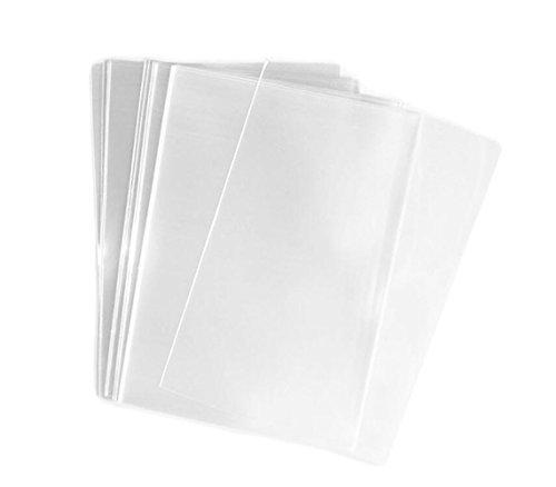 100 STÜCKE 6x9 zoll Durchsichtigen Kunststoff 1,2mil Flache Cello / Cellophan Geschenkpapier Lebensmittel Lagerung Verpackung Beutel Behandeln Beutel für Snacks Bäckerei Kerze (Cellophan-beutel Für Kerzen)