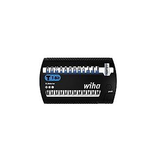 Wiha Bits, XLSelector T-Bit; PH/Torx/Sechskant, 50 mm , für das Verschrauben von Schrauben in T-Form