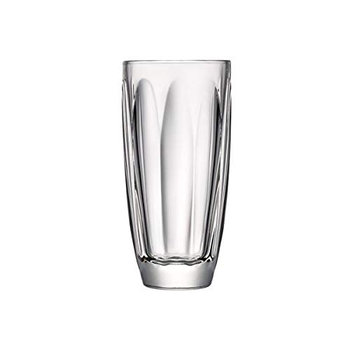 La Rochere - Boudoir - Long Drink - Glas/Trinkglas - Pressglas - Klar - H: 15,4cm x B: 7,4cm x Ø: 7,4cm / Fassungsvermögen: 35 cl Gewicht: 445 g -