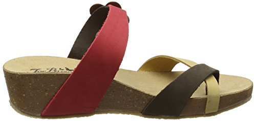 Joe Browns Summer In Florence Sandals, Mules Femme Multicolour (a-multi)