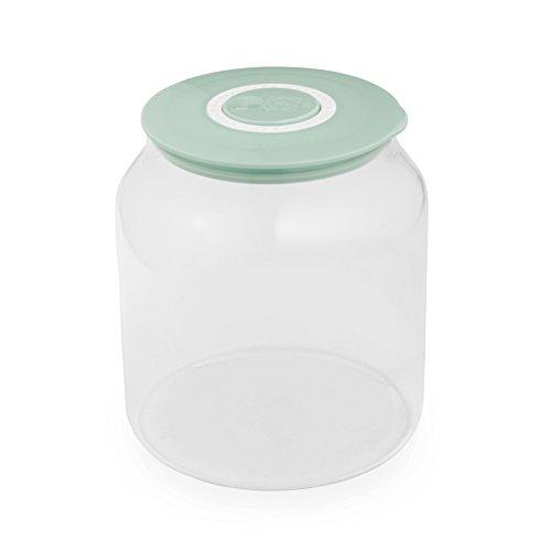 Luvele 1,5 Liter Joghurtbehälter aus Glas | Geeignet für den Pure Plus Joghurtbereiter