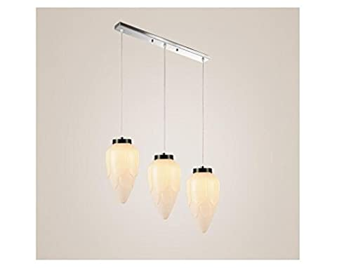 GRFH Creative Bedroom Living Room Pendant Lights E27 , b