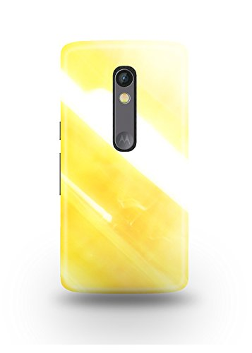 Moto X Play Cover,Moto X Play Case,Moto X Play Back Cover,Yellow Lights Moto X Play Mobile Cover By The Shopmetro-12512