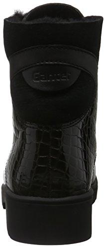 Ganter ELLEN, Weite G, Bottes courtes avec doublure chaude femme Noir - Noir (0100)