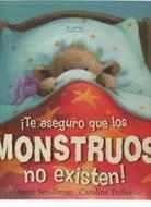 Te aseguro de que los monstruos no existen (Spanish Edition) by Steve Smallman (2009-05-01)