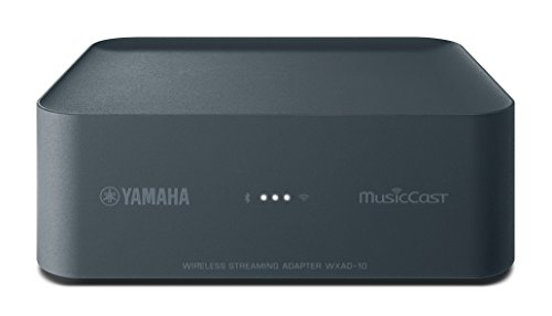 Yamaha AWXAD10DGY Passerelle MusicCast Wi-FI Bluetooth Airplay
