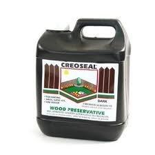 creoseal-dark-brown-wood-preservative-4-litres