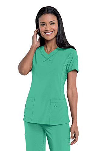 Urbane Performance Women's Modern Fit Quick Cool Sport Scrub Tunic -