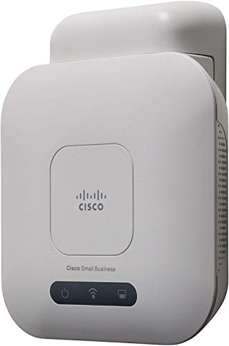 Cisco WAP121-E-K9-G5 SMB Access Point Wireless-N PoE Rangebooster