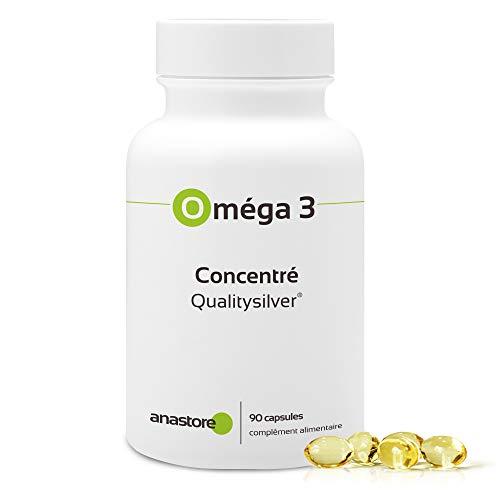 Lachs-Öl-kapseln (OMEGA 3 * 500 mg / 90 pflanzliche Kapseln * Zertifizierte EPAX®-QUALITÄT, ohne Lachs und unvergleichlich rein* Garantierte Reinheit, Qualität und Stabilität * Unverzichtbar für eine gesunde ausgewogene Ernährung * 100 % zufrieden oder Geld zurück)