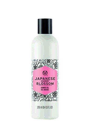 The Body Shop Japanese Cherry Blossom Shower Gel, 250 ml