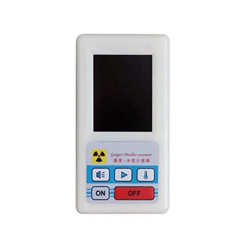 Counter Nuclear Radiation Detector Gammastrahlen-Röntgendosimeter Marmortester Bildschirm Strahlungsdosimeter Geigerzähler