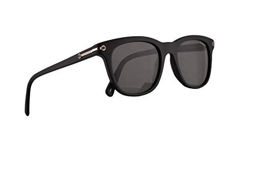 Chopard SCH192 Sonnenbrille Matt Schwarz Mit Polarisierten Grauen Gläsern 52mm 703P SCH 192