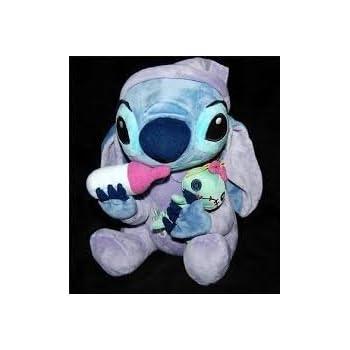 Authentique rare - Disney Stitch tenue Scrump - douce Peluche