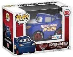 POP! Disney: Cars 3 - Lightning Mcqueen (blau)